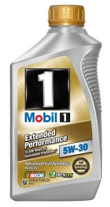 Mobil 1 5W-30 Extended Performance Motor Oil