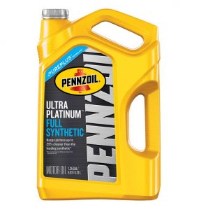 Pennzoil 550040865-6PK Ultra Platinum Full Synthetic Motor Oil