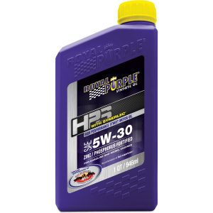 Royal Purple 31530 HPS Street Synthetic Motor Oil
