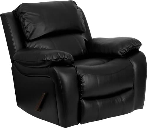 Flash Furniture MEN-DA3439-91 Leather Rocker Recliner Review