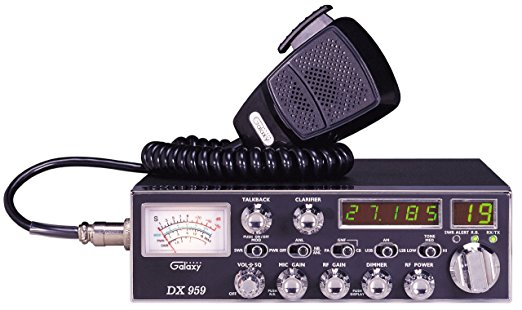 galaxy cb radio review