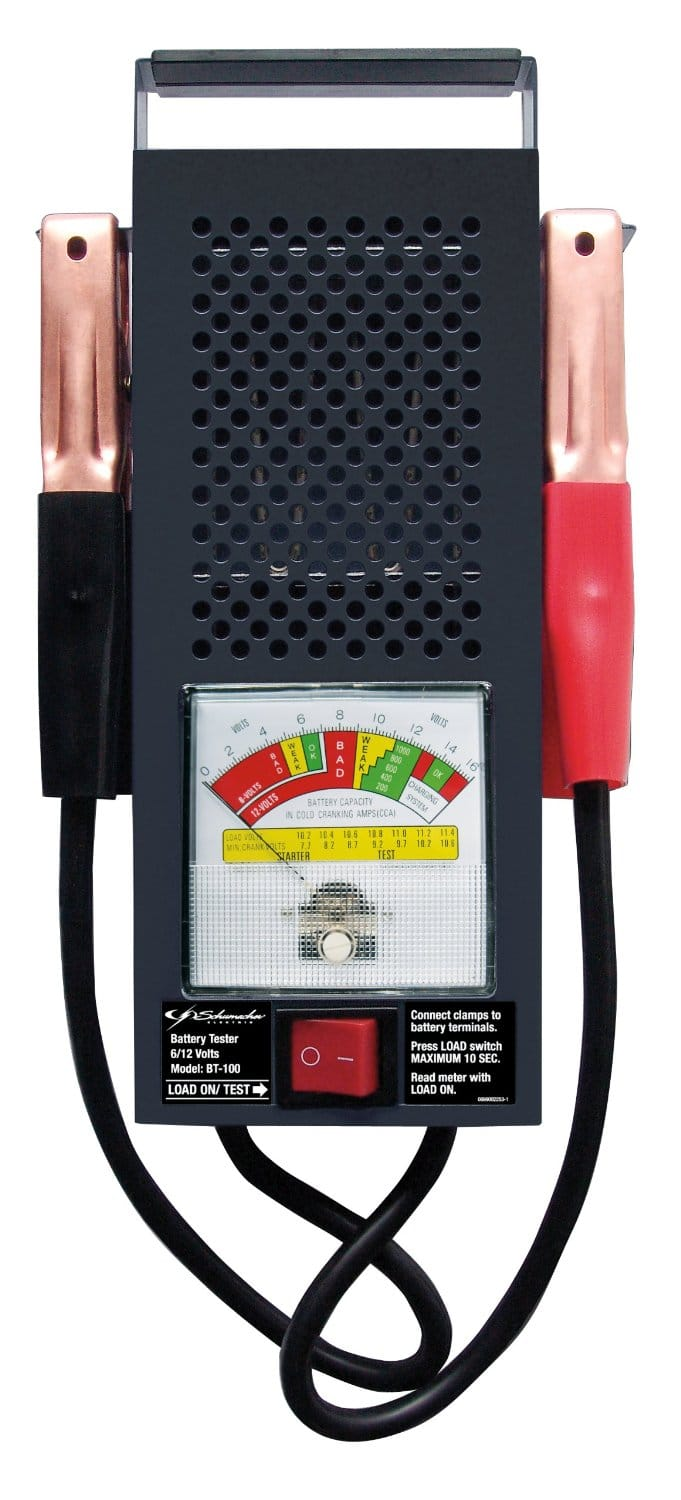 auto battery tester
