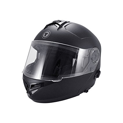 TORC T27 Full Face Modular Helmet with Integrated Blinc Bluetooth Review