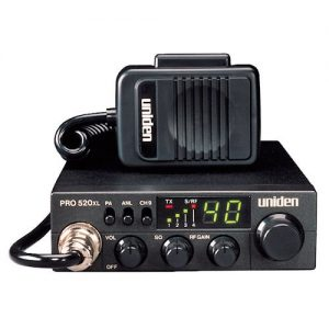 Uniden Pro 520 XL CB Radio Review