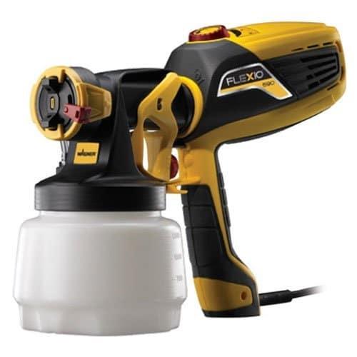 Wagner 0529010 Flexio 590 Hand-held Sprayer Kit Review
