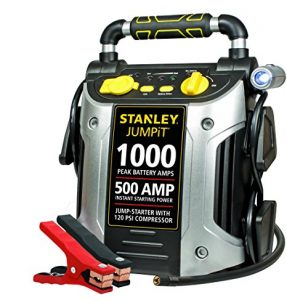 Stanley J5C09 Jump Starter with Compressor Review