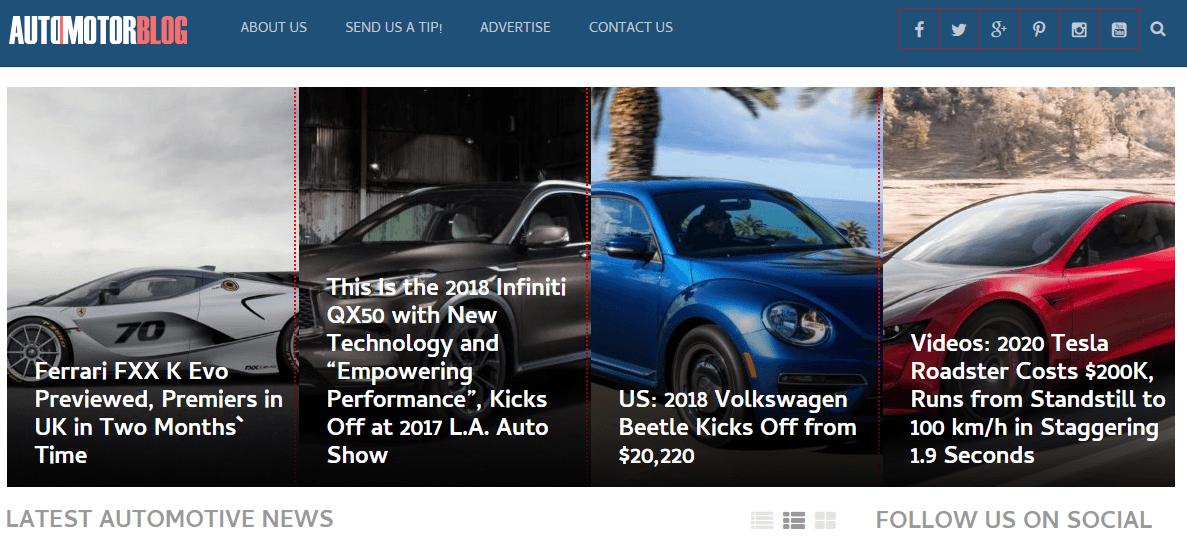 Automotorblog