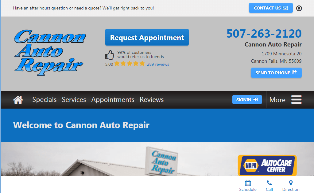 Canon-Auto-Repair-Blog