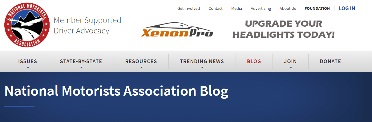 National-Motorists-Association-Blog