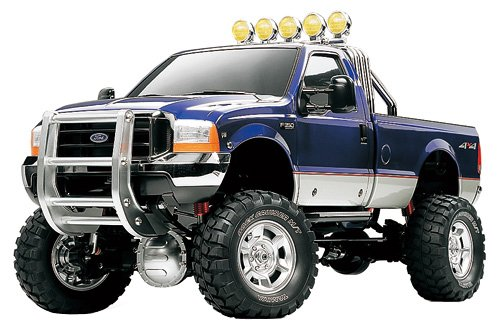 Tamiya 58372 Ford F350 High-Lift Truck Review