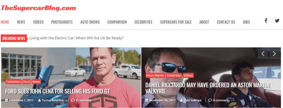 The-Supercar-Blog