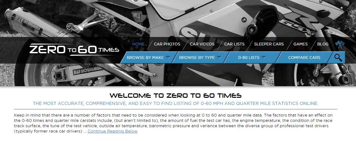 Zero-to-60-Times-Car-Blog