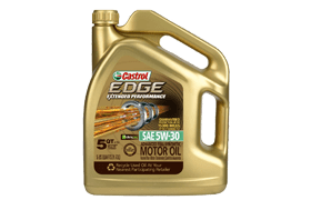 Castrol Edge Extended Synthetic Diesel Engine Oil For Car