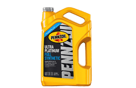 Pennzoil Ultra Platinum Full Synthetic Blend Motor Oil