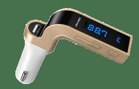LDesign Wireless Battery Powered FM Transmitter