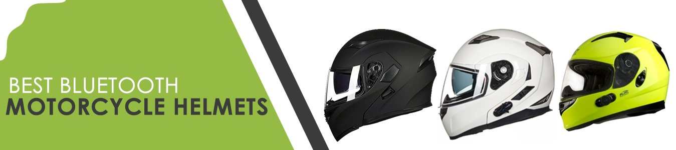 Best Bluetooth Motorcycle Helmets In 2020 – Reviews & Buying Guide