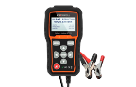 FOXWELL BT705 12V-14V CCA Car Battery Load Tester Review