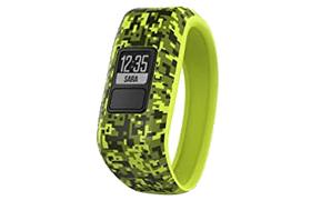 Garmin Vivofit JR. Digi Camo – Perfect Fitbit For Kids