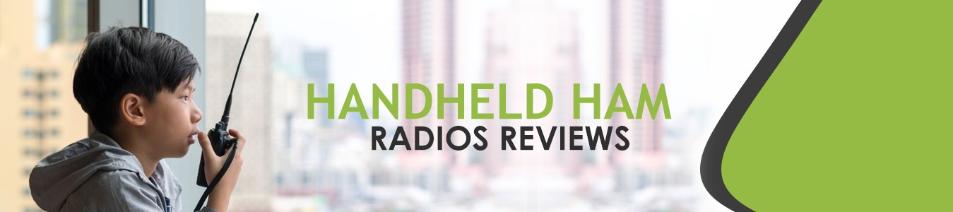 🥇 Most Powerful Handheld Ham Radios (Reviews Updated 2020)
