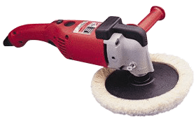 Milwaukee 5460-6 Polisher with Electronic Speed Control