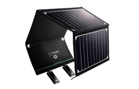 RAV Power 16W Solar Panel with Dual USB Port