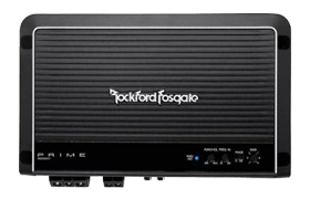 Rockford Fosgate Low Budget Car Amps