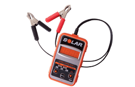 SOLAR BA7 Electronic Battery Tester Review