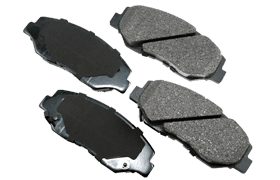 best ceramic brake pads