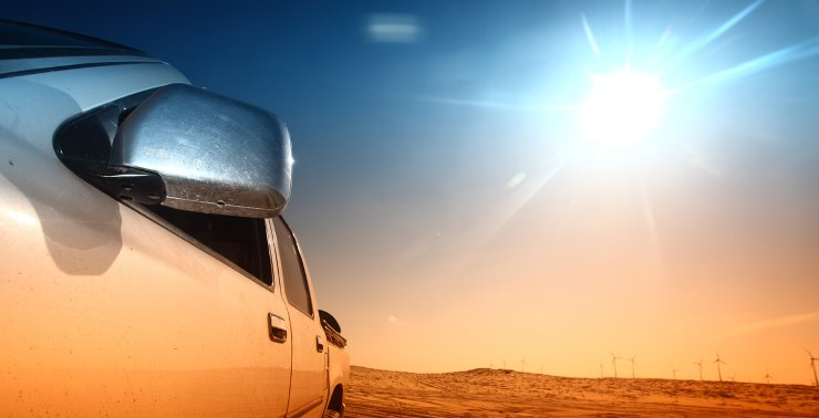 The Different Types Of Car Sunshades And The Benefits Of Having Them
