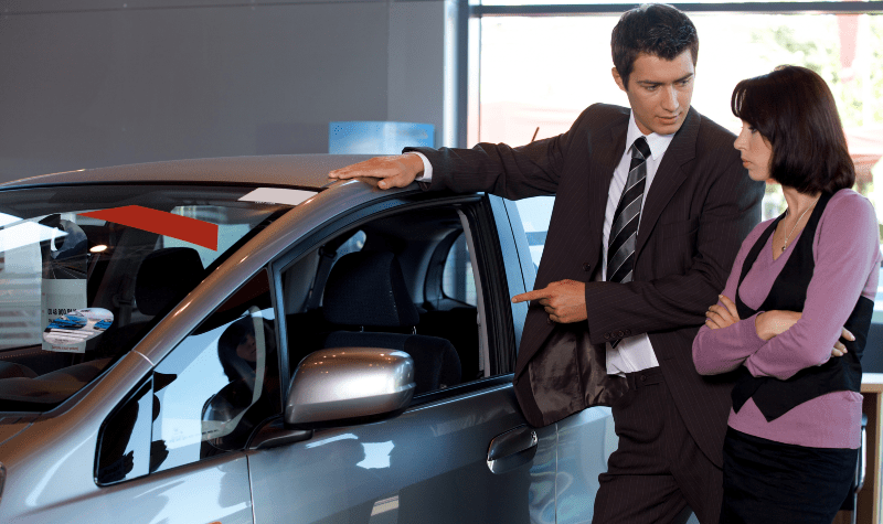 how to buy a used car from a private seller