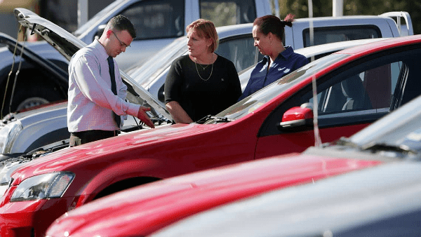 what to do after you buy a used car from a private seller