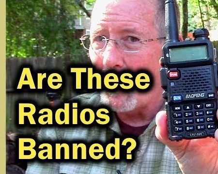 Are Baofeng Radios Illegal?