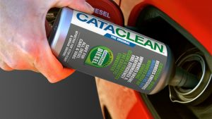 clean catalytic converter