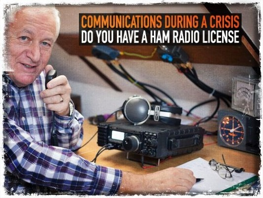 do you need a license to operate a ham radio