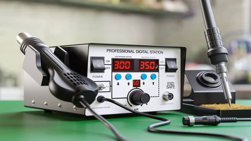 Contact Soldering Station